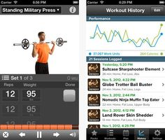 Gain Fitness Free iPhone 5 Apps