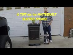 Here are your Top 10 tips and tricks for the Masterbuilt and MES 30 electric smokers! These are very excellent and very versatile smokers. Masterbuilt Electric Smokers, Masterbuilt Smoker, How To Make Sausage, Sausage Making, Smoked Brisket, Smoker Recipes, Smoking Meat, Bbq, Cleaning