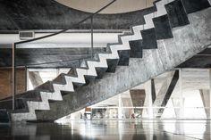 Affonso Eduardo Reidy, Filippo Poli · Museu de Arte Moderna do Rio de Janeiro