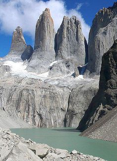 Torres Del Pine, Chile – Natural Beauty in South America