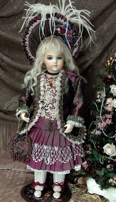 Mary Benner doll