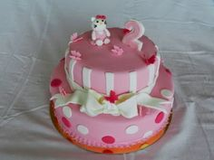 Hello Kitty Cake / Hello Kitty kakku