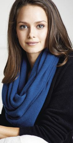 You'll relish the luxurious decadence of our Cashmere Women's Infinity Scarf.