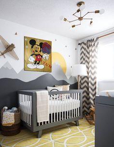 MICKEY Mouse Disney Nursery Walt Disney World Disney World