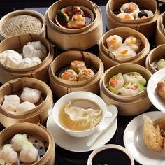 Life goal: Eat all the dim sum. #Hungry