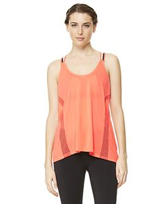 d9632c0c7e This Alo Cascade tank is light , comfy and cute. availible soon at InMotion  Studio.your studio to street headquaters