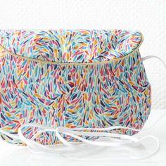 Sac bandoullière poketto karter coloré