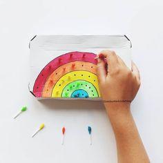 Kindergarten, Diy Toys, Playing Cards, How To Make, Kids, Instagram, Fine Motor, Games For Children, Game Ideas