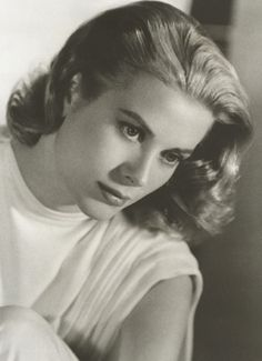 Grace Kelly 1956 by Clarence Sinclair Bull--- one of the most beautiful and graceful women I've ever seen.