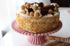 Leylas Leckereien: Giotto-Torte, Nuss-Torte, die beste Nuss-Torte der Welt