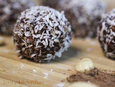 Trinity's Cocoa 'Soul Food' Truffles Recipe