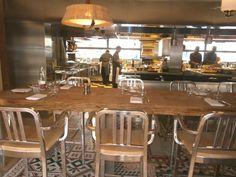 Ma Cocotte aux Puces de Saint-Ouen (Serpette),le restaurant de la rentrée 2012 - Décoré par Philippe Stark