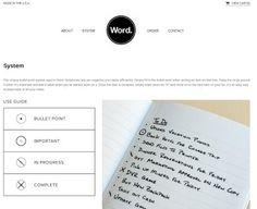 Word Notebooks mit integrierten Notizbuchregeln | Notizbuchblog.de