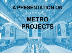 Presentation on Metro Trains and station, types of structure. Train, Logos, A Logo, Legos