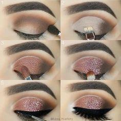 Applying make-up tips - # .- Tipps zum Schminken anwenden – Applying make-up tips – the - Makeup Goals, Love Makeup, Makeup Inspo, Makeup Inspiration, Makeup Hacks, Makeup Ideas, Makeup Tutorials, Wedding Makeup Tutorial, Perfect Makeup