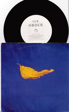 """NEW ORDER True Faith 1987 UK 1st Issue Rare 7"""" 45 rpm Vinyl Single Record Electro Synth dance 80s Indie Alt music Factory Substance FAC183-7"""