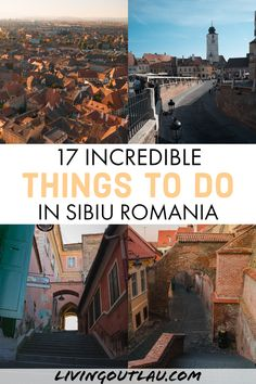 Not sure what to do in Sibiu, Romania? Our Sibiu travel guide will cover the best things to do in Sibiu Romania. | Sibiu Romania Photography | Sibiu Romania Travel Guide and Tips | Where To Stay In Sibiu | Translyvania Romania | Beautiful Places To Visit in Romania | Romania Itinerary | Visit Sibiu Romania | Sibiu Day Trips | Things To Do in Romania |  #Sibiu #TravelRomania #Transylvania Europe Destinations, Places In Europe, Europe Travel Guide, Best Places To Travel, Amazing Destinations, Cool Places To Visit, Travel Guides, Outfits Winter, Outfits Spring