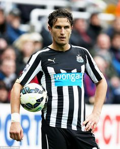 Newcastle United's Daryl Janmaat