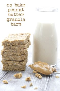 You are going to love these no bake low carb peanut butter 'granola' bars.Happy keto, grain-free, and sugar-free snacking! We low carbers are really good at faking it. No, no, I don't mean that, get your mind out of the gutter! I mean we are really good at pretending one ingredient is entirely a different ingredient altogether. Cauliflower 'rice', zucchini 'noodles', cheese taco shells, pork rind cereal (yes, really!).Seriously, if we can find a way to make it l...