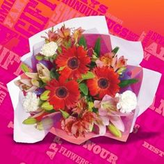 Spoil your mum with Mothers Day floral gifts from Thomas Dux