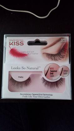 Kiss Lashes @Candy Cane Products #KISSlashes #JadoreVoxBox