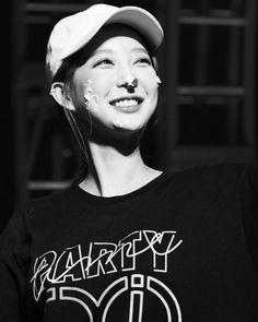 Cute Hyelini, our pseudo maknae Kpop Girl Groups, Korean Girl Groups, Kpop Girls, Pop Crush, My Big Love, Fans Cafe, Hani, Nayeon, South Korean Girls
