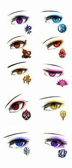 eye shapes drawing 715861303245839568 - Eye colors and shapes Source by guewenm Realistic Eye Drawing, Manga Drawing, Anime Kunst, Anime Art, Regard Animal, Wie Zeichnet Man Manga, Manga Eyes, Draw Eyes, Poses References