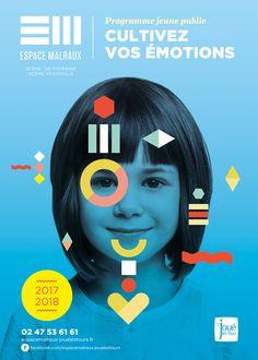 Espace Malraux - Tours - Édition jeune public