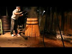 How Cabernet wine barrels are made. - Jordan Winery