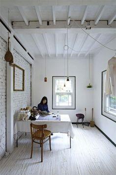Small space living in Yokohama, Japan