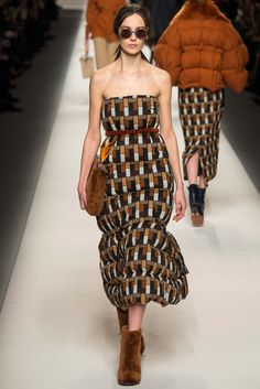 Fendi Fall 2015 Ready-to-Wear - Collection - Gallery - Style.com