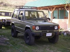 raider pajero custom - Google Search
