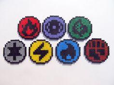 Perler bead pattern Pokemon