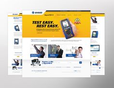 IDEAL Industries SignalTek II Website  ||  Streng Design & Advertising #ResponsiveDesign #WebDesign #WebDevelopment #UIdesign #InterfaceDesign #umbraco