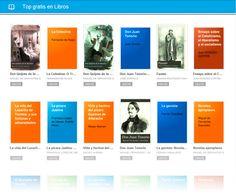 Conoce la nueva tienda de e-books de Google