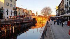 Lo scatto di Veronica Pischetola per augurarvi buona serata #milanodavedere Milano da Vedere