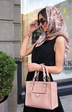 Hermes head scarf