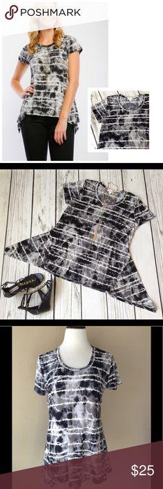 Spotted while shopping on Poshmark: Tie dye top! #poshmark #fashion #shopping #style #Tops