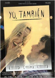 YO, TAMBIÉN - 2009 - LOLA DUENAS - PABLO PINEDA - FILMPOSTER A4
