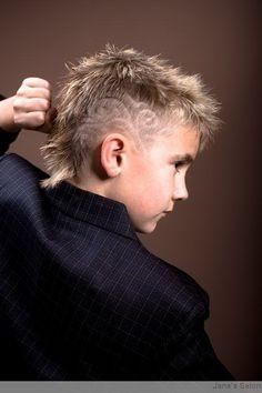 Cortes de cabello para hombres punk