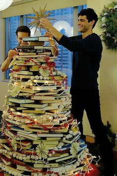 Trim the book tree!