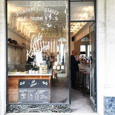 Cafe Kitsune, Paris