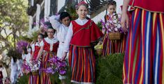 Madeira Flower Festival, Funchal, Madeira, Portugal