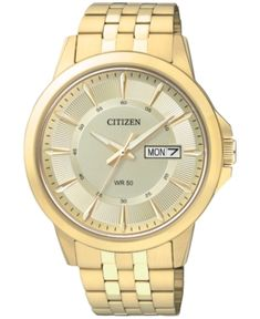 Stainless Bracelet Watch Men's Gold-Tone Stainless Bracelet Watch Gold-Tone Stainless Bracelet Watch Men's Gold-Tone Stainless Bracelet Watch The perfect Citizen Women's Quartz Stainless Steel Casual Watch, Color:Gold-Toned (Model: FE Patek Philippe, Stainless Steel Watch, Stainless Steel Bracelet, Smartwatch, Cartier, Rolex, Herren Chronograph, Swiss Army Watches, Luxury Watches For Men