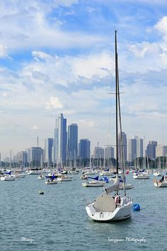 Chicago and Lake Michigan  #chicagoapartments #my #kind #of #town #chicago