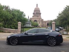 Tesla Model S spotted in Northbrook, IL; has become very common