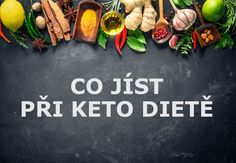 Co je to low-carb a ketogenní strava Food Test, Low Carb Keto, Paleo, Food And Drink, Health Fitness, Favorite Recipes, Lowes, Beach Wrap, Fitness
