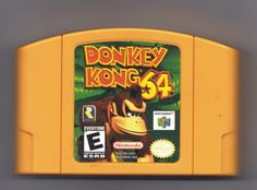 Donkey Kong on Nintendo 64