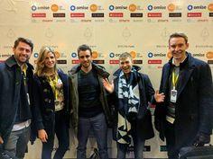 #BEN Members at #EDCON in #Paris!