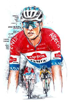 Cycling Art, Spin, Champion, Bicycle, Drawings, Illustration, Sports, Bicycles, Art